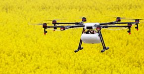 DJI's New Crop Spraying Agricultural Plant Protection Drone MG-1S Released